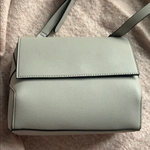 French Connection Mini Nina Faux Leather Crossbody